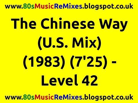 The Chinese Way (U.S. Mix) - Level 42 | John Luongo | 80s Club Mixes | 80s Club Music | 80s Dance