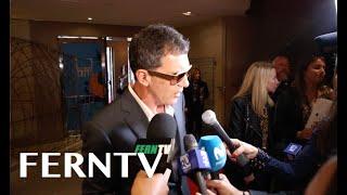 FERNTV TIFF 2019 Antonio Banderas Red Carpet Coverage of The Laundromat