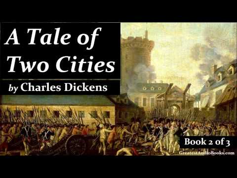 A TALE OF TWO CITIES by Charles Dickens - FULL Audio Book | Geatest Audio Books (Book 2 of 3) V2 Mp3