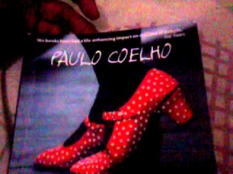 Eleven minutes of paulo coelho