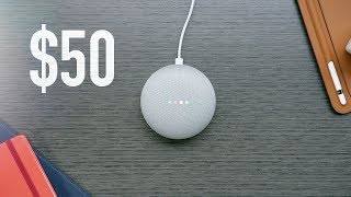 Google Home Mini - Smart, small, and cheaper than before. Worth it? https://store.google.com/us/product/google_home_mini Video Gear I use: ...