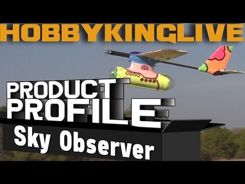 Product Profile - Zeta Science Sky Observer - HobbyKing Live