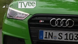 Audi S1 - Kompaktsportler mit Quattro | autoTVee