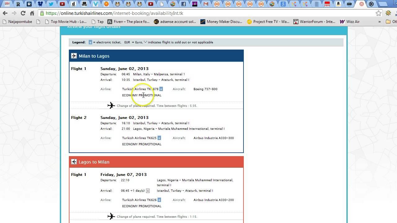 Купить билет на самолет turkish airlines стоимость билета москва-симферополь на самолете из москвы