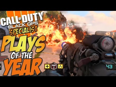 IS IT ALL OVER?? - Call of Duty Black Ops 4 PLAYS OF THE YEAR Semi Final #3 (Specialist)