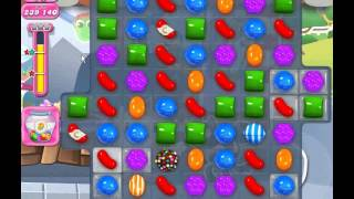 Candy Crush Saga - level 1156 (3 star, No boosters)