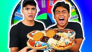 Mystery Wheel of Pizza (ft. Alex Wassabi)