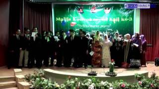 20120203 Seniorz - 02 Graduation Song Friends Forever @ MAG2012