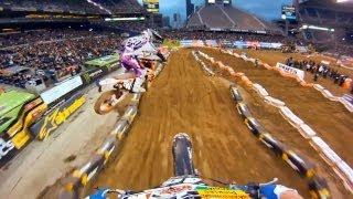 GoPro HD: Seattle Race Monster Energy Supercross 2011