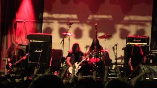Electric Wizard - Satanic Rites of Drugula live @ Maryland Deathfest X - 05.27.12