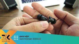Unboxing Sennheiser IE800S | Tai nghe nhét tai cao cấp của Sennheiser
