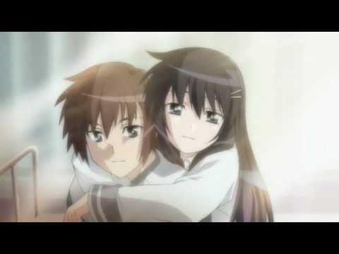 Hanbun no Tsuki ga Noboru Sora - Ending (Creditless)