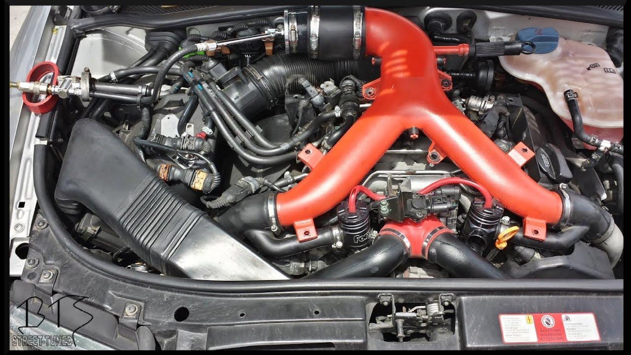 cold engine pressure test blt on ben 39 s 2001 audi b5 s4. Black Bedroom Furniture Sets. Home Design Ideas