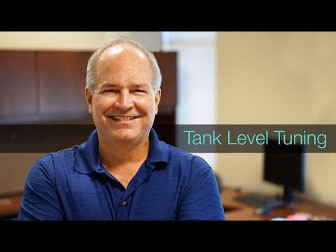 Tank Level Tuning - The Knowledge Board