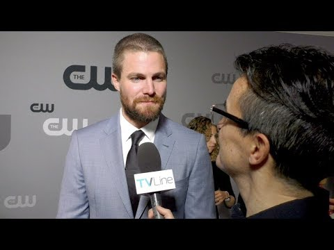 Arrow Season 7 Preview: Stephen Amell