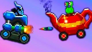 Drive AHEAD #8 Веселый мультик про машинки игра битва тачек видео для малышей. Cartoon about cars