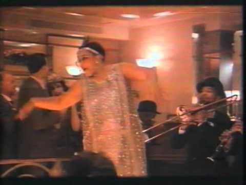 """Armelia McQueen 1981 Paris """"Quartet"""" film-clips; Al Aarons, Benny Powell, Marshall Royal, J.L.Oxley"""