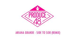Ariana Grande Side to Side ft Nicki Minaj Demo Audio