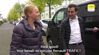 De Renault Trafic- De perfecte bedrijfswagen voor bloemisten