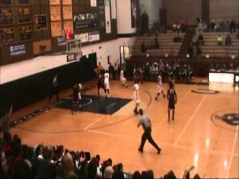Richard Austin Gannon University Highlight Film