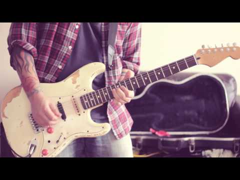 Library Pictures - Arctic Monkeys Guitar Cover / Remix