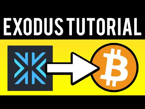 How To Install \u0026 Use Exodus Wallet 2021 (Step By Step)