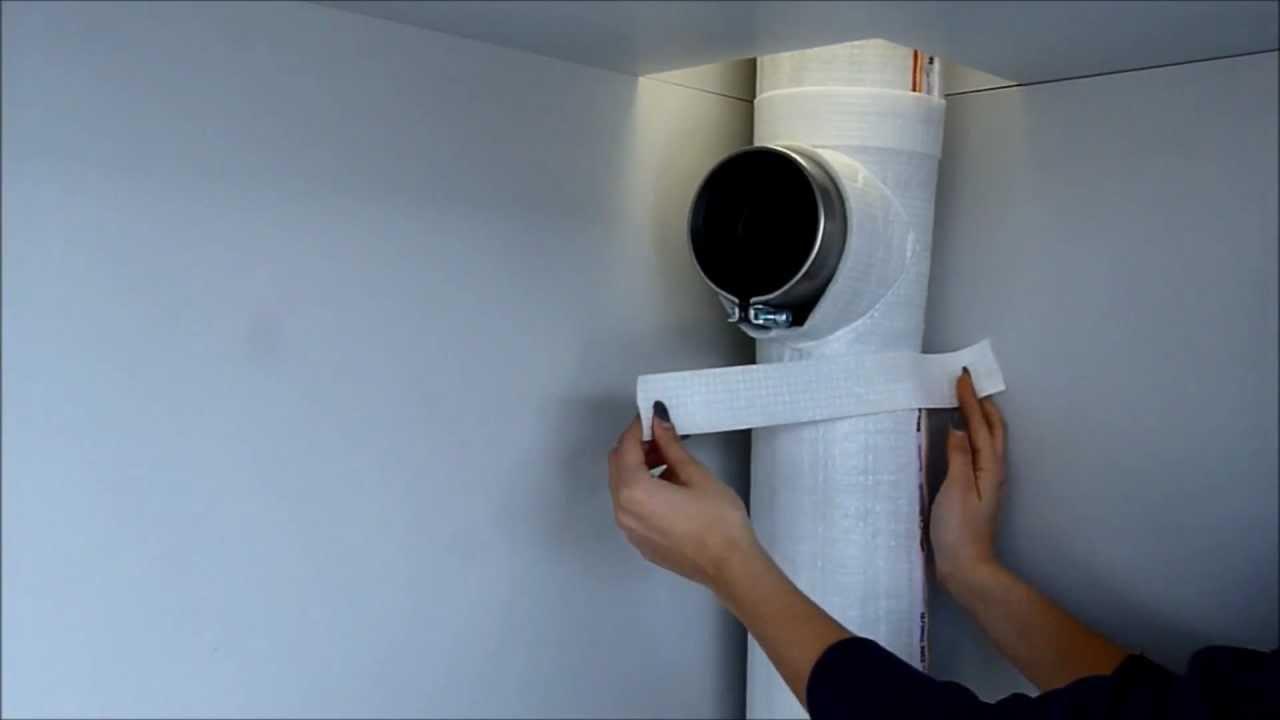 Hervorragend Missel Schallschutz Misselsystem-Abwasser MSA9 Montagevideo - YouTube CC39