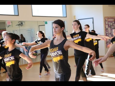 LOS GATOS BALLET And FISHER MIDDLE SCHOOL