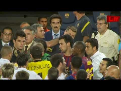 MOURINHO VS TITO AND THE OBSERVER HD