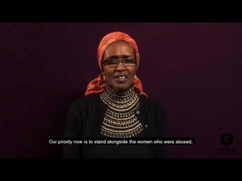 Oxfam International Executive Director Winnie Byanyima responds to Haiti and Chad reports
