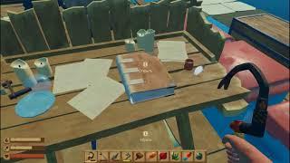 #1-Обучение и как играть рабочий стол -в_-(Raft)