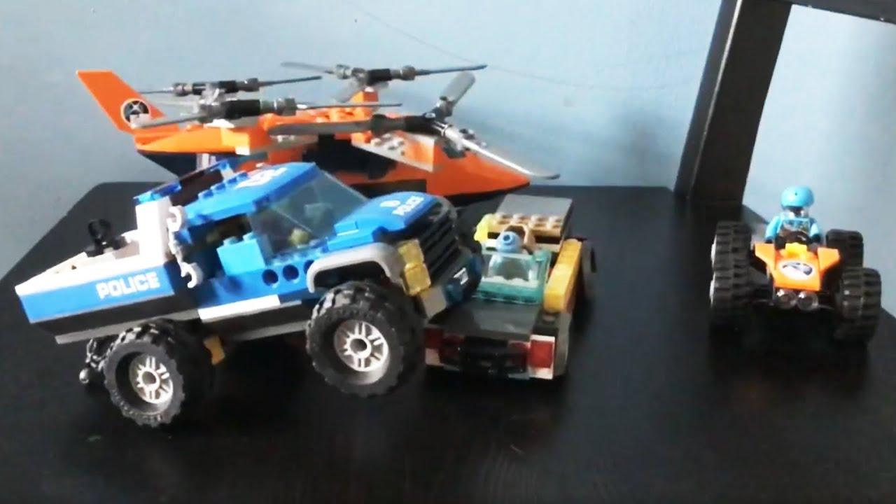 Lego Movie Trailer - Made Using My Lego Blocks