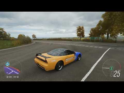Forza Horizon 4 Nsx Spoon Edition