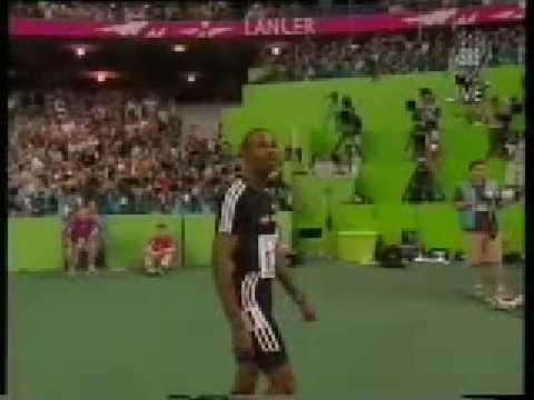 2003 World Championships 100m Final