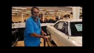 1965 Pontiac Catalina 2+2 4 Spd Barn Find at the 2015 Carlisle Auction
