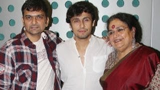 Sonu Nigam, Usha Uttup at