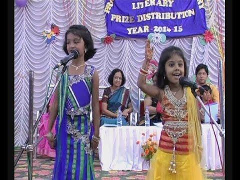 Prarthana School » Literary Prize Distribution Ceremony » 2014-15