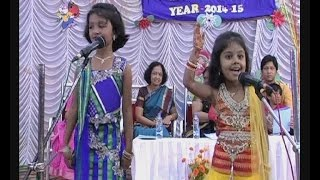 Prarthana School » Literary Prize Distribution Ceremony » 2014-15