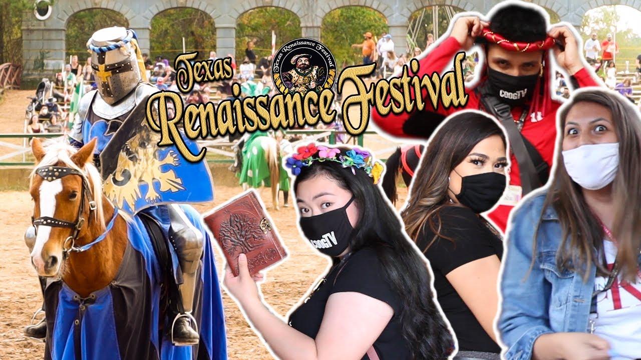 CoogsTry Texas Renaissance Festival