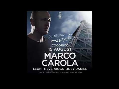 Neverdogs, Joey Daniel - It's All About The Music @ Cocoricò Riccione 15-08-17