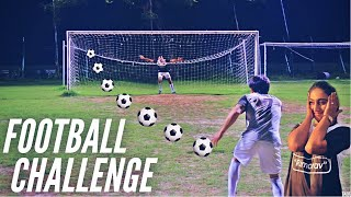 FOOTBALL Challenge | Rimorav Vlogs