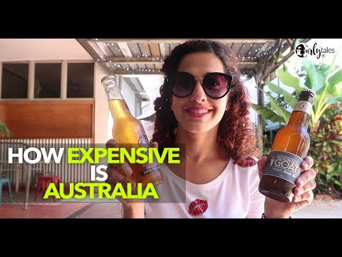 How Expensive Is Australia | Curly Tales
