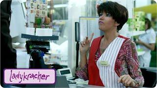 Supermarktkassen-Scanner defekt?