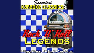 Twist and Shout (Originally Performed By the Isley Brothers) (Karaoke Version)
