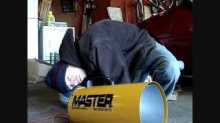 Unboxing and Testing my new garage heate...