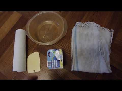 💉Quarkwickel gegen Entzündung bei Wasser im Knie oder Brust