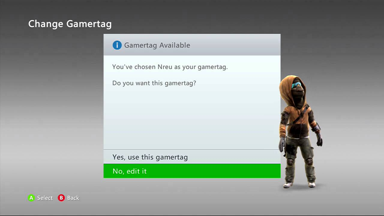 Good  Letter Gamertags