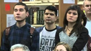 Алексей Учитель — Василий Обломов, «Согласные и несогласные»