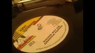 """Derrick Parker - Sound Boy Die """" Alternative Cut """""""