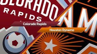 Video Gol Pertandingan Colorado Rapids vs Houston Dynamo